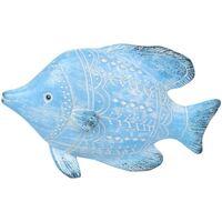 Casa Statuette e figurine Signes Grimalt Resina Pesce Azul