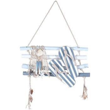 Casa Dipinti, tele Signes Grimalt Ornamento Della Parete Tamponi Azul