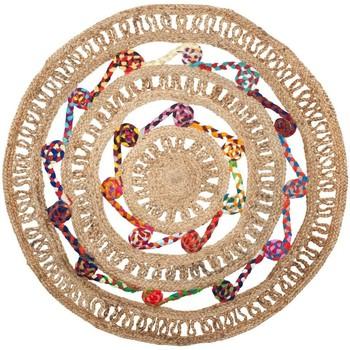 Casa Tappeti Signes Grimalt Colori Iuta Red Carpet Beige