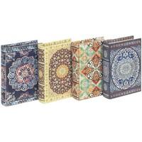 Casa Bauli, scatole di immagazzinaggio Signes Grimalt Prenota Casi 4U Mandala Nel Mese Di Settembre Multicolor
