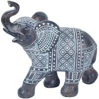 Casa Statuette e figurine Signes Grimalt Elefante Multicolor