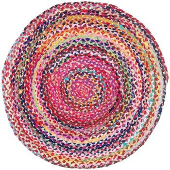 Casa Tappeti Signes Grimalt Tappeto Intrecciato Multicolor