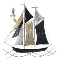 Casa Dipinti, tele Signes Grimalt Ornamento Da Parete In Barca Multicolor