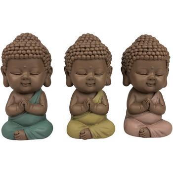Casa Statuette e figurine Signes Grimalt Figura Monks September 3 U Multicolor