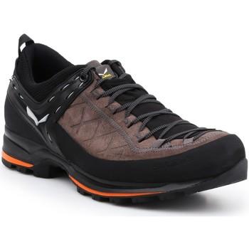 Scarpe Uomo Trekking Salewa MS MTN Trainer 2 61371-7512 brown, black