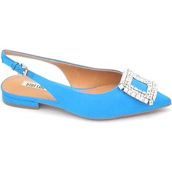 Scarpe Donna Ballerine Bibi Lou 50z85 Azzurro