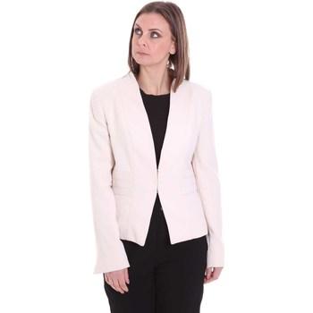 Abbigliamento Donna Giacche / Blazer Nenette 26BB-BARGI Beige