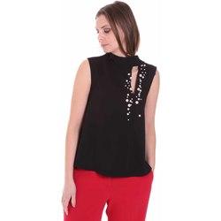 Abbigliamento Donna Top / Blusa Nenette 26BB-FERLY Nero