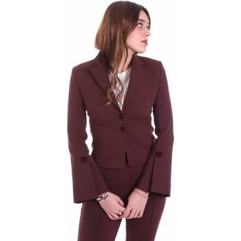 Abbigliamento Donna Giacche / Blazer Nenette 26BB-BAVENO Rosso