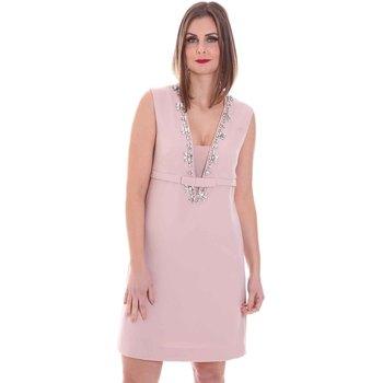 Abbigliamento Donna Abiti corti Nenette 26BB-AIRINA Rosa