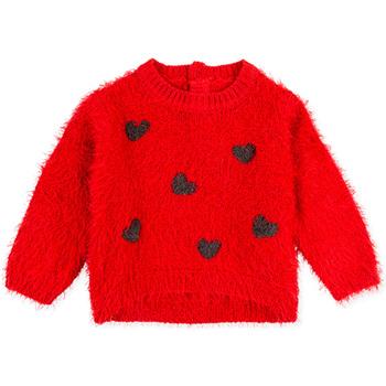Abbigliamento Unisex bambino Felpe Losan 028-5000AL Rosso