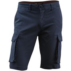 Abbigliamento Uomo Shorts / Bermuda Lumberjack CM80747 005 602 Blu