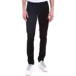 Abbigliamento Uomo Pantaloni Gaudi 021GU25037 Nero