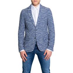 Abbigliamento Uomo Giacche / Blazer Antony Morato MMJA00442-FA850253 Blu