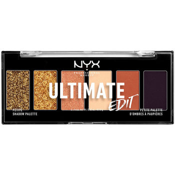 Bellezza Donna Ombretti & primer Nyx Ultimate Edit Petite Shadow Palette ultimate Utopia 1 u
