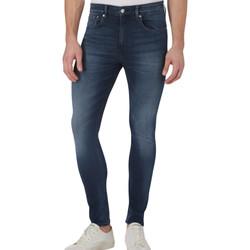 Abbigliamento Uomo Jeans slim Calvin Klein Jeans Skinny Blu