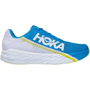 Scarpe Uomo Running / Trail Hoka one one ROCKET X White