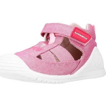 Scarpe Bambina Sandali Biomecanics 212213 Rosa
