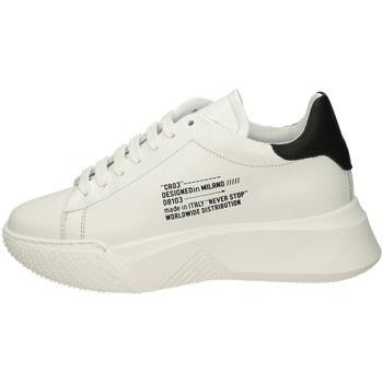 Scarpe Donna Sneakers basse Cr03 LIMITED Bianco