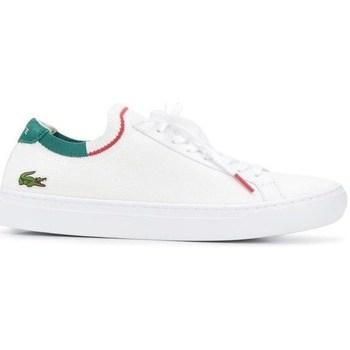 Scarpe Uomo Sneakers basse Lacoste Courtmaster Bianco, Verde