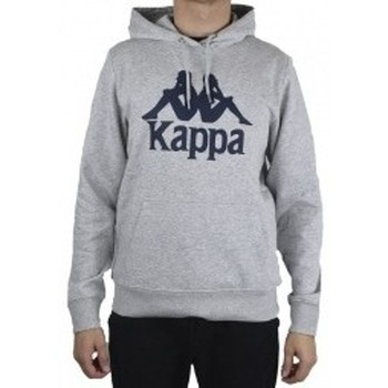 Abbigliamento Uomo Felpe Kappa Taino Hooded grigio