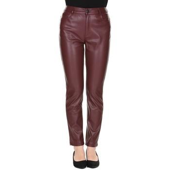 Abbigliamento Donna Pantaloni 5 tasche Emme Marella 57860708000 - 002 BORDEAUX Bordeaux