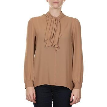 Abbigliamento Donna Top / Blusa Emme Marella 51161308000 - 003 CAMMELLO Marrone