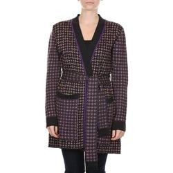 Abbigliamento Donna Maglioni Manila Grace M203CJ MD904- VIOLA Viola