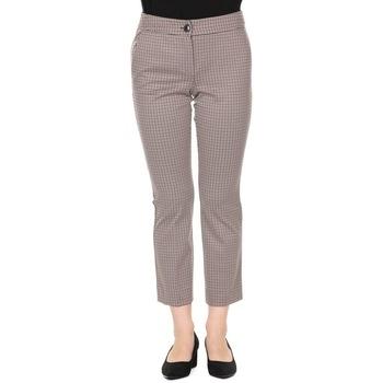 Abbigliamento Donna Pantaloni Emme Marella 57860509000 - 001 BEIGE Bianco