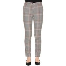 Abbigliamento Donna Chino Emme Marella 51360308000 - 005 NERO/NOCE Multicolore