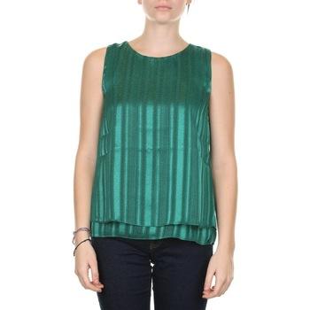 Abbigliamento Donna Top / Blusa Emme Marella 51660309000 - 001 VERDE Verde