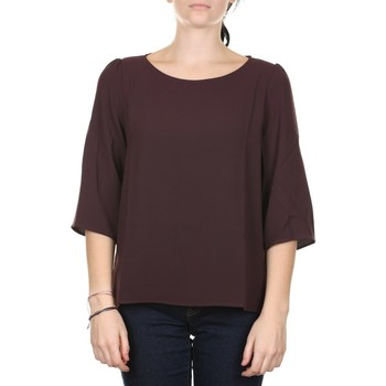 Abbigliamento Donna Top / Blusa Emme Marella 51160609000 - 003 BORDEAUX Bordeaux