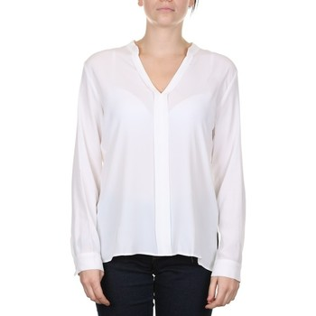 Abbigliamento Donna Camicie Emme Marella 51160109000 - 001 BURRO Bianco