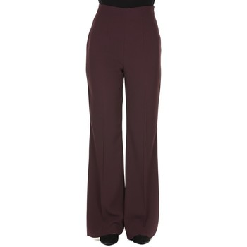 Abbigliamento Donna Pantaloni Emme Marella 51361409000 - 003 BORDEAUX Bordeaux