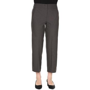 Abbigliamento Donna Pantaloni Emme Marella 51362409000 - 006 BEIGE Bianco