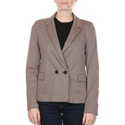 Abbigliamento Donna Giacche / Blazer Emme Marella 59160609000 - 001 BEIGE Bianco