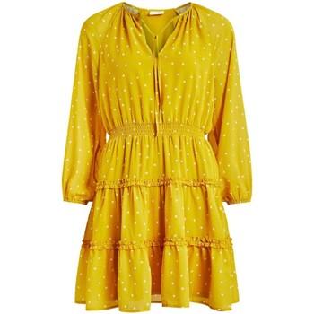 Abbigliamento Donna Vestiti Vila  amarillo