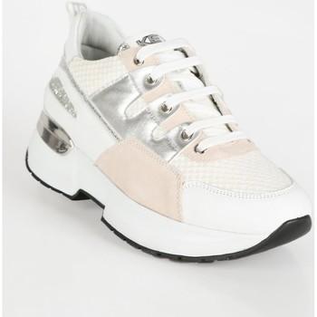 Scarpe Sneakers basse Keys K-4400 Bianco