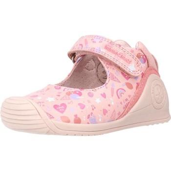 Scarpe Bambina Sneakers basse Biomecanics 212102 Rosa