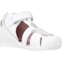 Scarpe Bambina Sandali Biomecanics 212109 Bianco