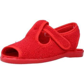 Scarpe Bambino Pantofole Vulladi 3105 052 Rosso