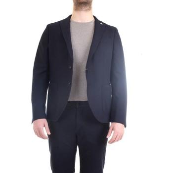Abbigliamento Uomo Giacche / Blazer Manuel Ritz 2332G2039 173585 Giacca Uomo blu blu