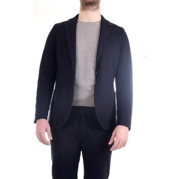 Abbigliamento Uomo Giacche / Blazer Manuel Ritz 2532G2038MX 183634 Giacca Uomo blu blu