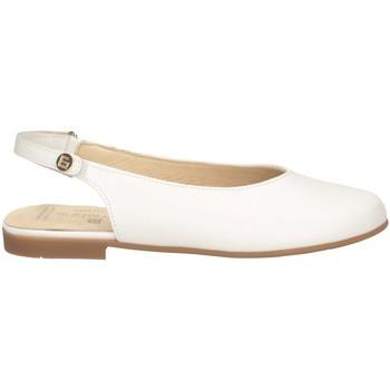 Scarpe Bambina Sandali Andanines 201431 Sandalo Bambina Bianco Bianco