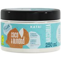Bellezza Maschere &Balsamo Katai Nails Coconut & Almond Cream Mascarilla  250 ml