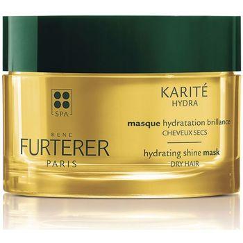 Bellezza Maschere &Balsamo Rene Furterer Karite Hydra Hydrating Shine Mask Dry Hair  200 ml