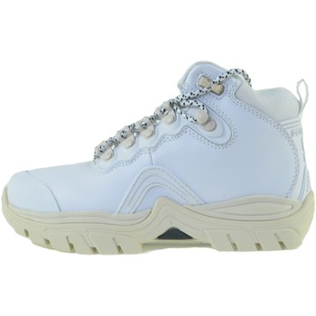 Scarpe Donna Sneakers alte DC Shoes Navigator Bianca