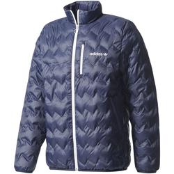 Abbigliamento Uomo Giacche adidas Originals Originals Serrated Padded Blu