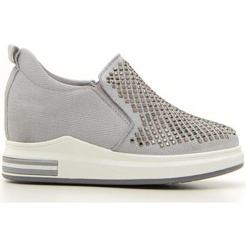 Scarpe Donna Sneakers Cafe' Cost 2021612 ARGENTO