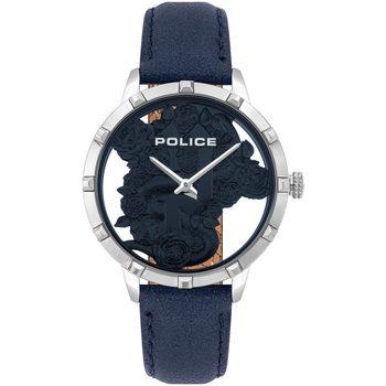Orologi & Gioielli Donna Orologio Analogico Police PL16041MS.03, Quartz, 36mm, 3ATM Argento